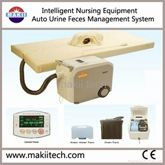 Intelligent Nursing Bed Toilet