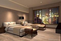 cheap  oak laminate flooring with high quality