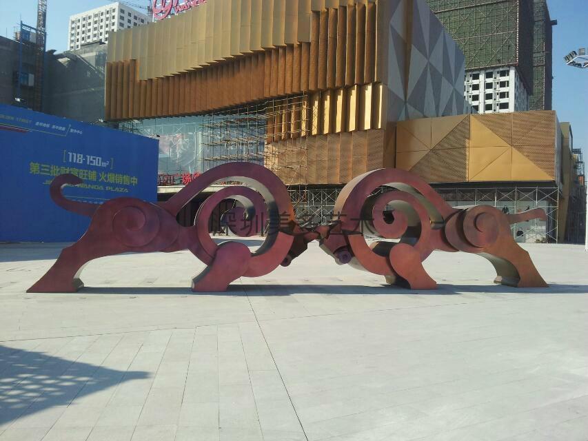 锻铜浮雕 3