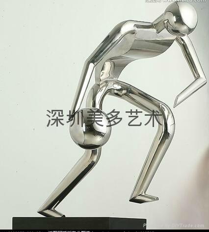 锻铜浮雕 4