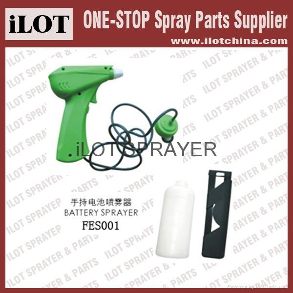 iLOT battery powered handheld trigger sprayer 1