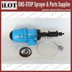 ilot water-driven Injector