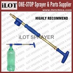 ilot single brass nozzle flit style