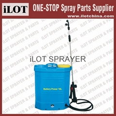 ilot  16L electric knapsack farm sprayer