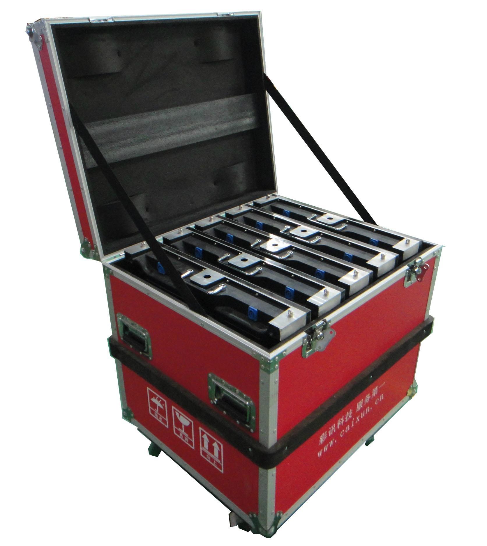 P4.81mm Indoor Slim Rental LED 1