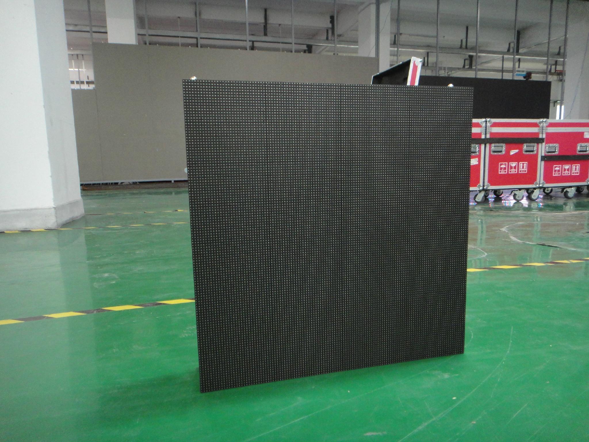 P4.81mm Indoor Slim Rental LED 3