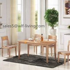 Home Furniture Solid Wood Dining Table
