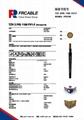 太陽能光伏電纜TUV 2 PfG 1169 PV1-F 1*4.0mm 1