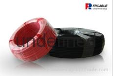 太陽能光伏電纜TUV 2 PfG 1169 PV1-F 1*2.5mm 1