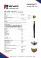 太陽能光伏電纜TUV 2 PfG 1169 PV1-F 1*2.5mm 2