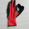 Large supply of Labour protection glove PVC gloves 1