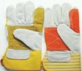 供應皮制防護手套