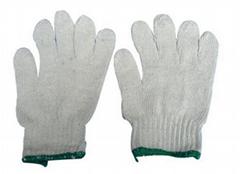 棉紗線工作手套
