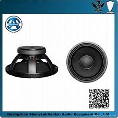 professional 12'' B&C woofer speaker