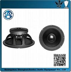 professional Ciare speaker/12'' woofer speaker