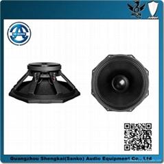 professional woofer speaker 15in mid woofer