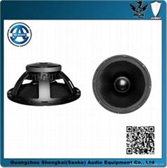 Good B&C woofer speaker 15in loudspeaker