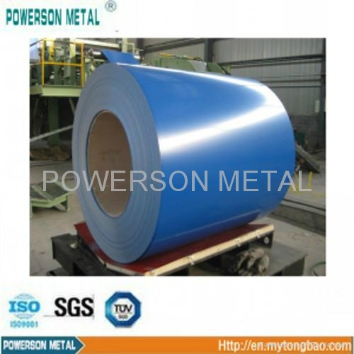 Color coated steel  coils 1
