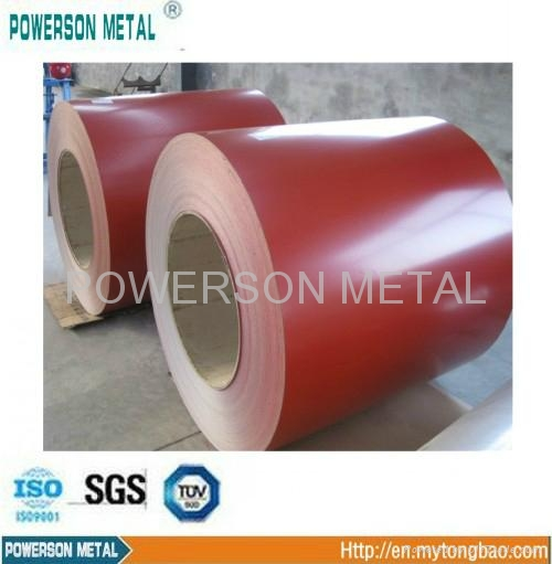 Prepainted Ga  anized Steel Coils 1