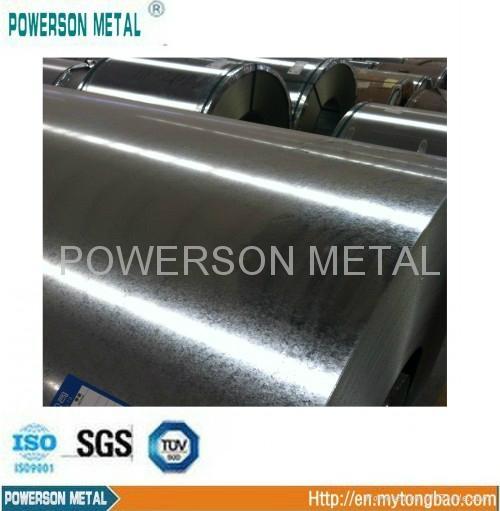 DX51D Ga  anized steel sheet coil 1