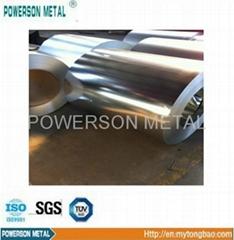 Ga  anized steel