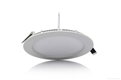 High Lumen 3 year warranty 4W round led light round led panel light