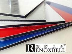Colorful Cheap price Aluminum Composite Panel for Decoration&Curtain wall