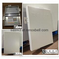 Ice-Cream Exterior & Interior Decoration Aluminum Panel