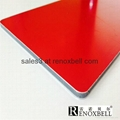 Multicoloured Aluminum Composite Panel for Wall Cladding 2