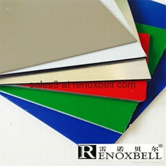 Multicoloured Aluminum Composite Panel