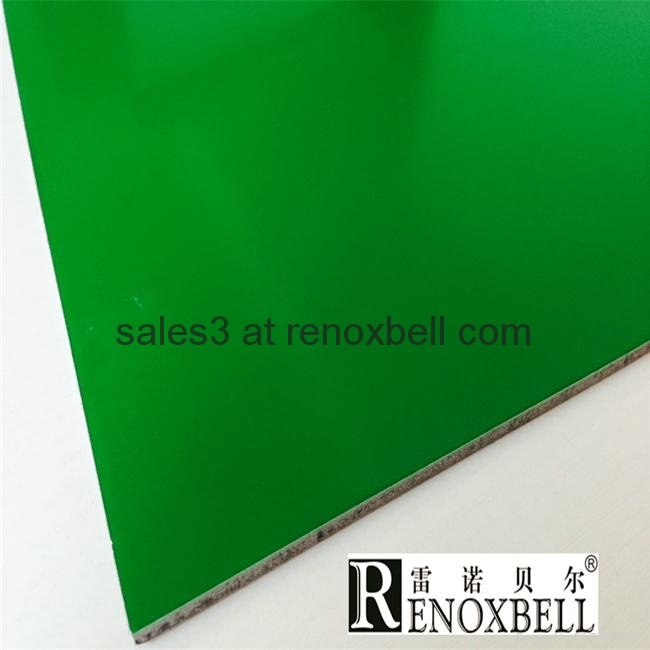 Multicoloured Aluminum Composite Panel for Wall Cladding 3