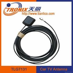 Car gps antenna