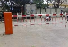 捷易安停車場產品JYA系列自動道閘