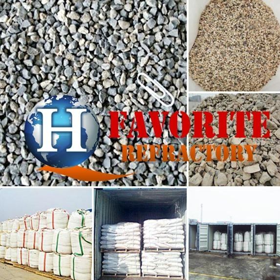 Calcined Bauxite 1