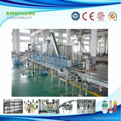 3/5 Gallon Water Washing Filling Machine Production Line