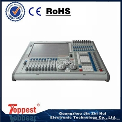 Avolites tiger touch dmx 512 console for stage lighting