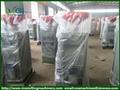 High capacity rice husker rice mill