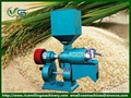 NF series rice milling machinery, crushed rice bran rice mill and rice husker 2