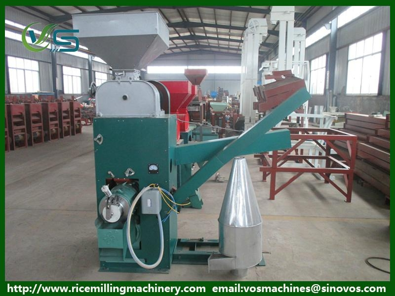 combined LN rice mill machine  rice husker and rice miller in a whole  1