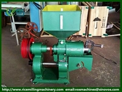 NF series rice mill machine and rice crusher machine hot sale,