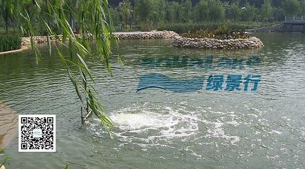 新景®系列潜水推流增氧机 1