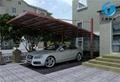 carport with aluminum frame 2