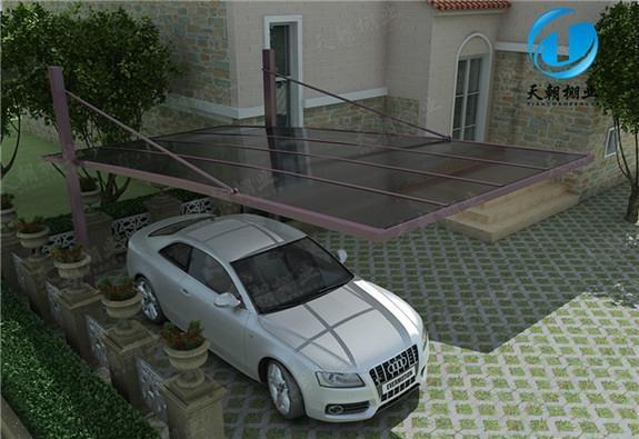 carport with aluminum frame 3
