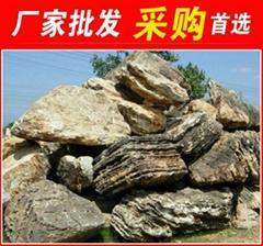 千层石黄水石生产