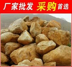 苏州太仓黄蜡石