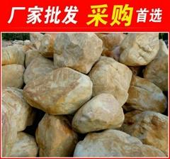 广东肇庆打磨黄蜡石