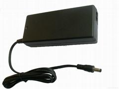 Smart battery charger for 12V Lead acid battery