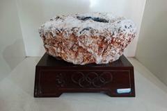 鸟巢玛瑙原石