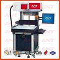 High quality PVC PU genuine paper laser