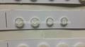 High precision button laser engraver 60W